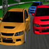 Super 6 Car Race