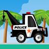 Police Cargo Truck Race