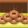 Sweet Apple Doughnuts
