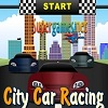 Thrilling City Car Race