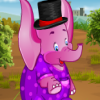 Baby Elephant Dress Up