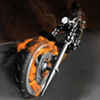 Ghost Rider Bike Racing