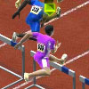 Jump Over Hurdles Race