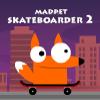 Fox Skateboard Racer
