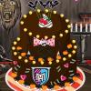 Halloween Party Cake Decoration