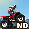 Adventurous Motorbike Racer