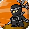 Jumping Ninja Boy