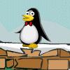 Cheese Stealer Penguin