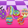 Paint the Easter Eggs