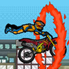 Fire Ring Bike Jumper