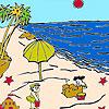 The Beach Sandcastles