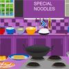Cheese & Bacon Noodles