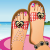 Summer Foot Makeover