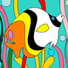 Fancy Fish Coloring
